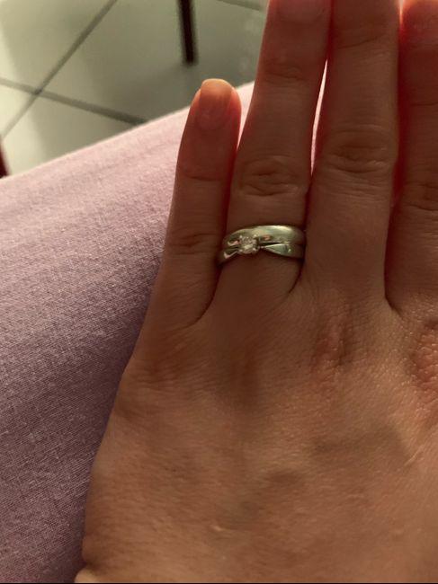 I vostri anelli di fidanzamento: vogliamo vederli! 15