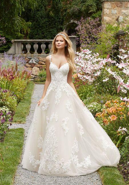 Vestito da sposa cercasi - Il giardino fiorito delle spose - 1