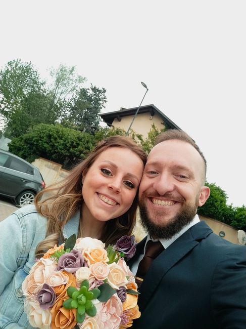 Spose 2021 ecco una gioia 🤞💪🍀 8