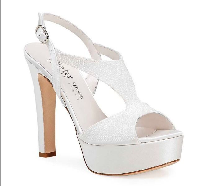 buy popular f501d a8c3c Scarpe elata sposa - Moda nozze - Forum Matrimonio.com