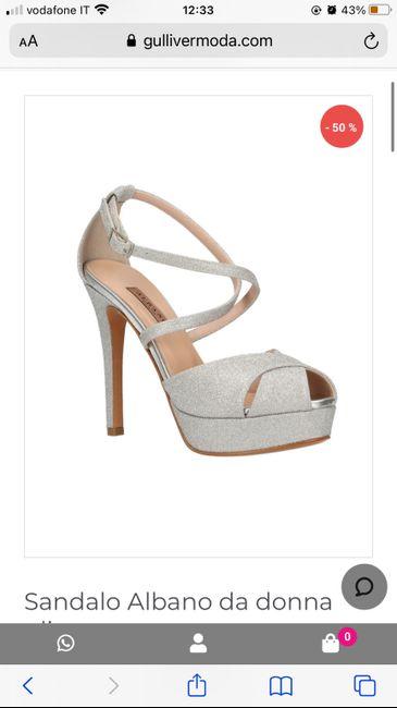 Dubbio scarpe 1
