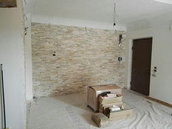 Rivestimento parete in pietra vivere insieme forum - Pietra parete soggiorno ...