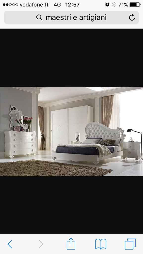 Camera da letto maestri e artigiani - 1
