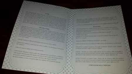 Un po' di idee per il rito civile: il libretto per rito civile - 4