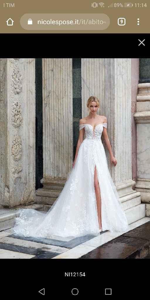 """20 abiti da sposa della collezione """"From Italy to Nicole"""": dimmi il tuo preferito! - 1"""