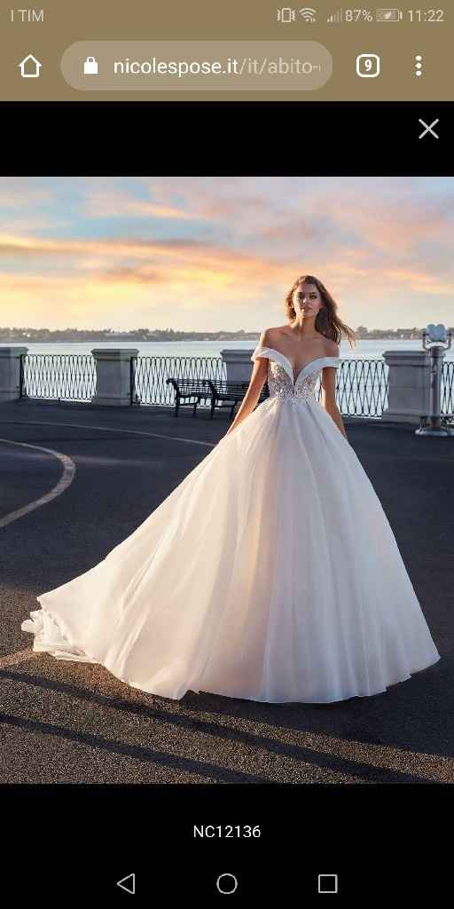 """20 abiti da sposa della collezione """"From Italy to Nicole"""": dimmi il tuo preferito! - 2"""