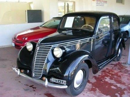 Che ne dite di questa auto? - 1