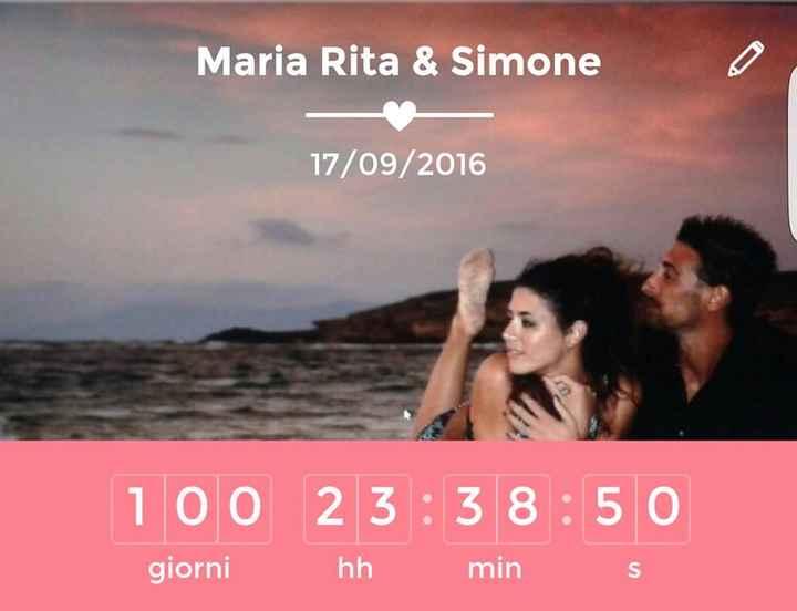 -100 giorni!