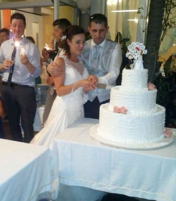 Sposi per torta nunziale - 1
