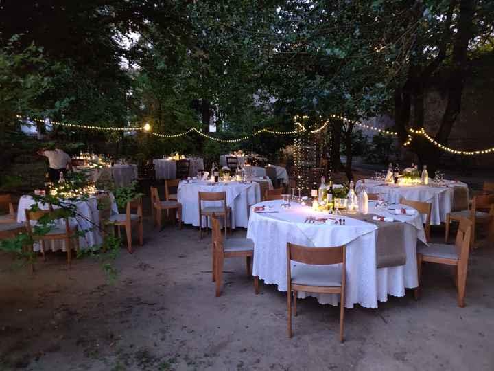Ri vendita allestimento matrimonio a Torino - 1