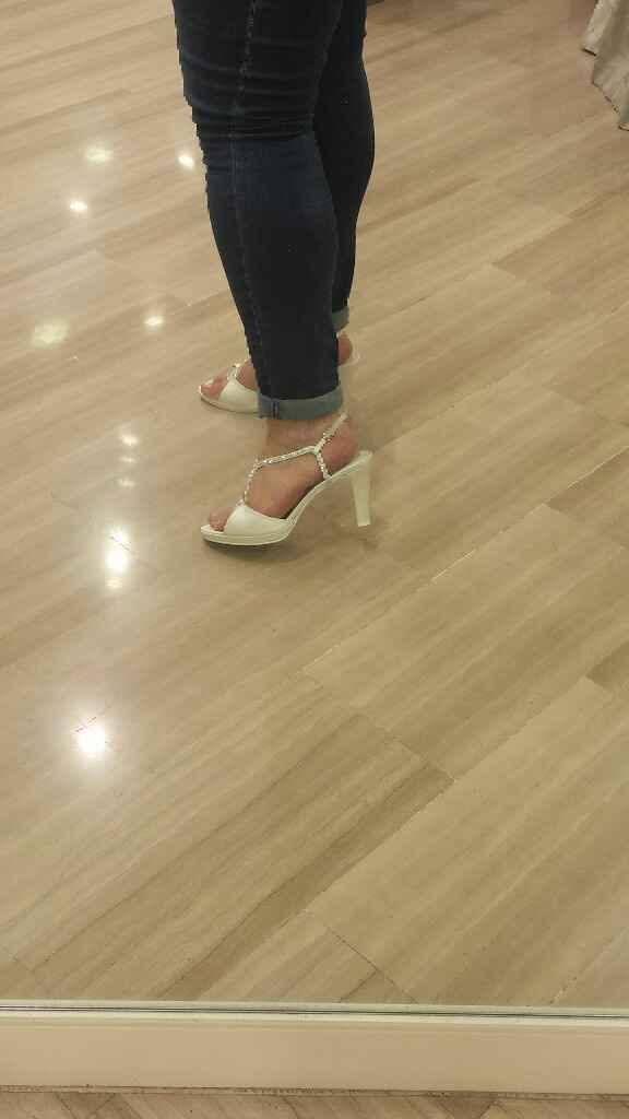 Indecisione scarpe - 2