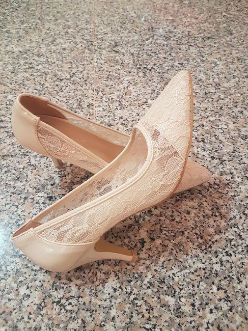 Come saranno le vostre scarpe da sposa? 5