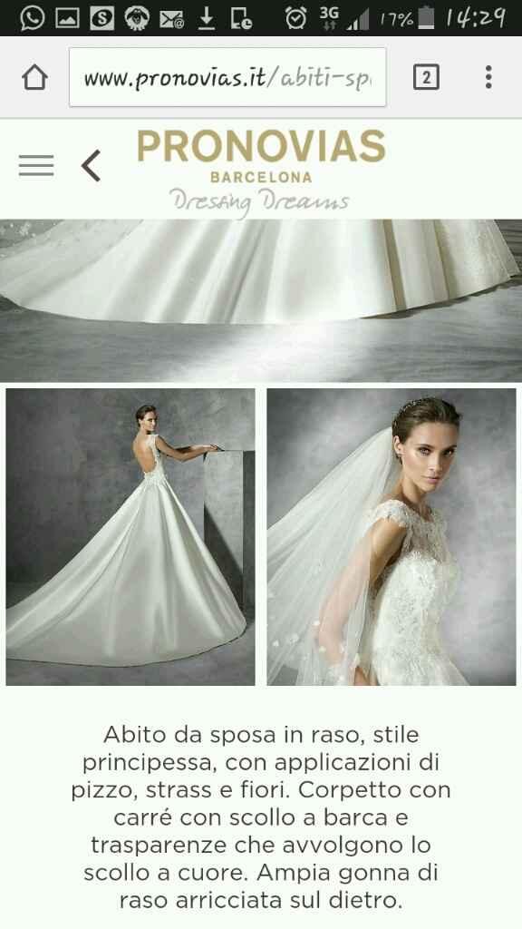 L'abito dei miei sogni - 2