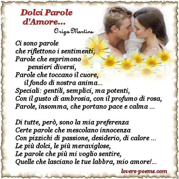 Favorito Poesie d'amore - Prima delle nozze - Forum Matrimonio.com CH01