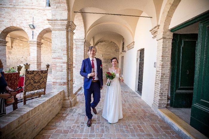 Sposi che sono convolati a nozze durante il Covid-19: lasciate qui i vostri consigli! 👇 10