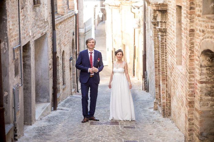 Sposi che sono convolati a nozze durante il Covid-19: lasciate qui i vostri consigli! 👇 12