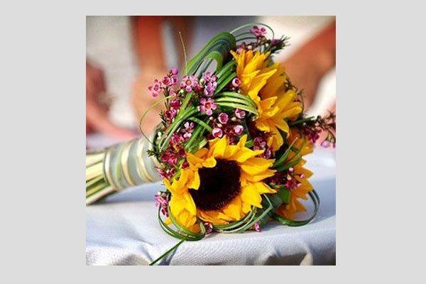 Girasoli Matrimonio Maggio : Bouquet fiori organizzazione matrimonio forum