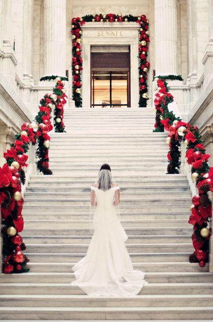 Idee Segnaposto Matrimonio Natalizio : Idee per matrimonio natalizio organizzazione