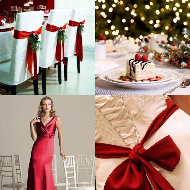 Matrimonio Natale Idee : Idee per matrimonio natalizio organizzazione