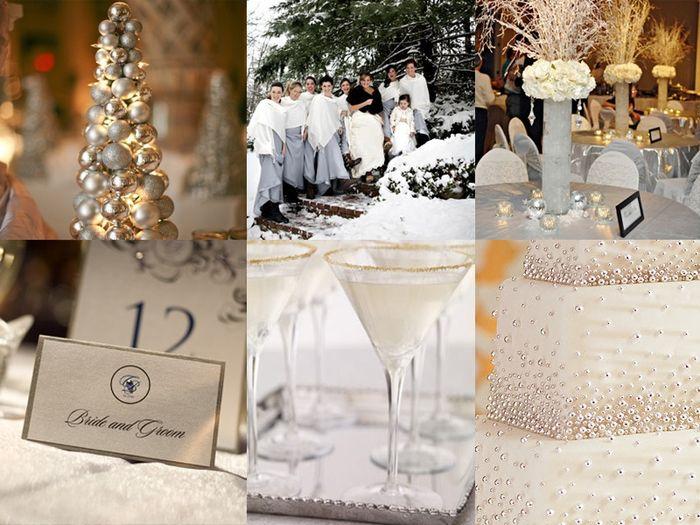 Partecipazioni Matrimonio Natalizio : Idee per matrimonio natalizio organizzazione