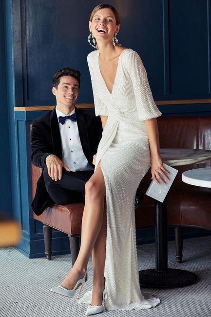 147eb3a99b3d Abiti da sposa moderni e minimal - Moda nozze - Forum Matrimonio.com