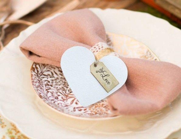 Segnaposto Matrimonio In Legno : Un matrimonio stile shabby chic ecco a voi idee spunti
