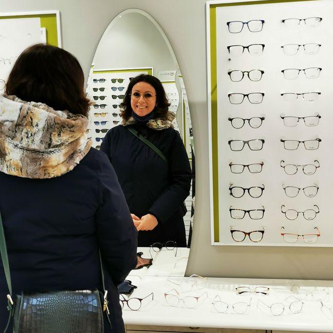 Look e occhiali - 1