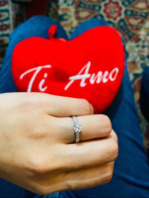 Anello di fidanzamento 11
