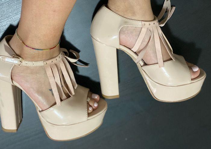 Dubbio sulle scarpe 1