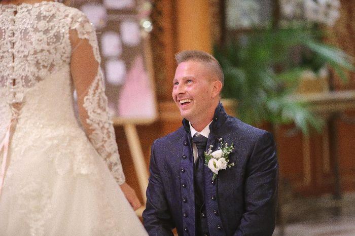 Emozioni a riguardare le foto del matrimonio... 14