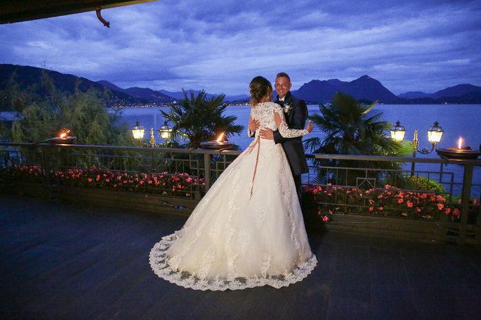 Emozioni a riguardare le foto del matrimonio... 9