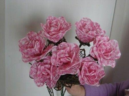 Rose Ad Uncinetto Fai Da Te Forum Matrimoniocom