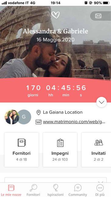 Condividete lo screenshot del vostro countdown! 14