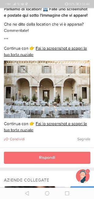 Fai lo screenshot e scopri la tua location 5