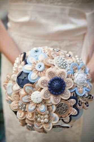 Bouquet artificiale - 5
