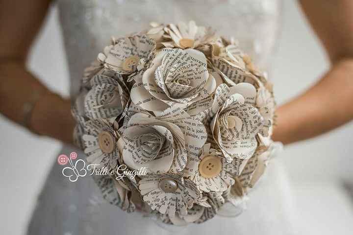 Bouquet artificiale - 7