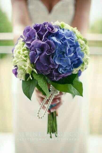 Bouquet di ortensie 🌸 - 2
