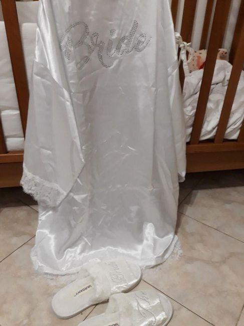 Vestaglia sposa ! 👰 - 1