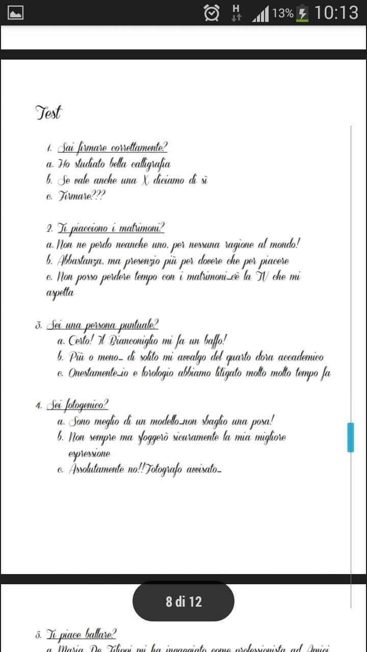 Manuale perfetta testimone.. - 8