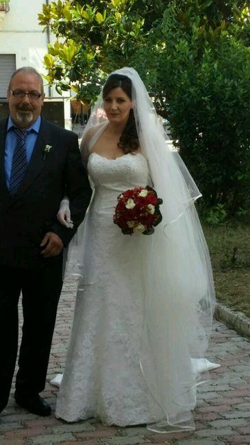 Ti sei sposata con un modello di nicole spose? - 1