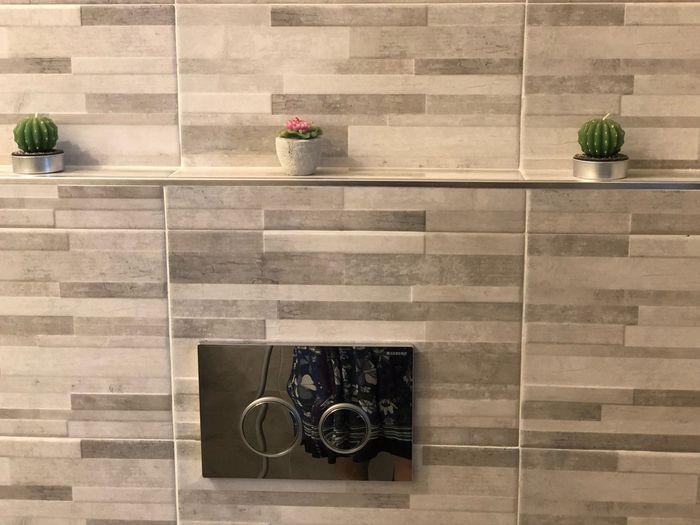 Abbellire bagno classico 😀 11