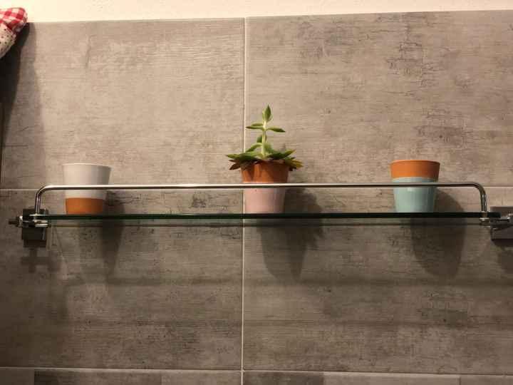 Abbellire bagno classico 😀 - 5