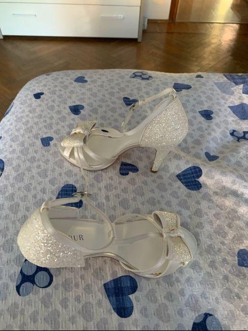 Che scarpe avete scelto per il vostro matrimonio? 15