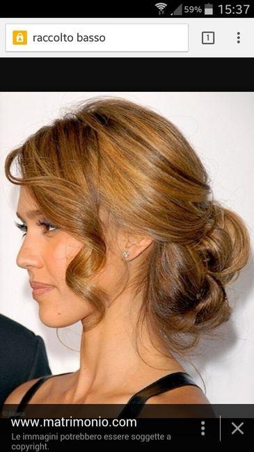 Ben noto Idee acconciatura capelli lunghi tutti raccolti? - Moda nozze  AY84