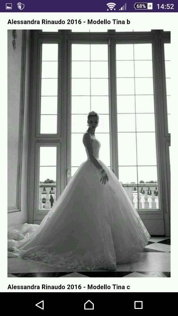 Lo stile del mio matrimonio - 1