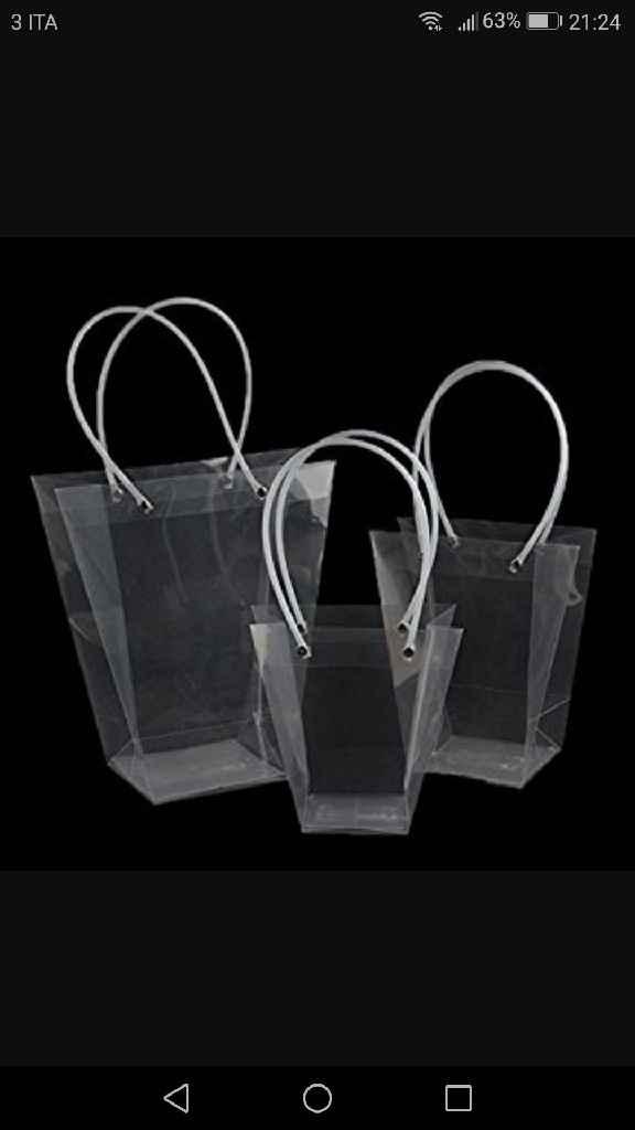 Wedding bag...siti di vendita! - 1