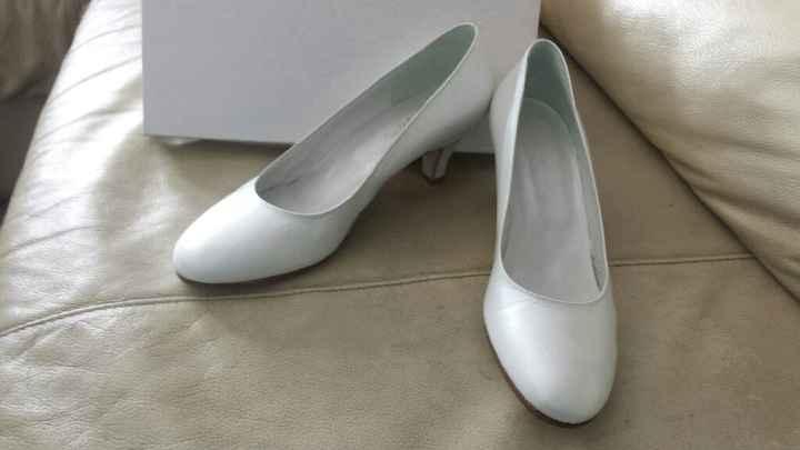 E anche io....finalmente le mie scarpe - 1