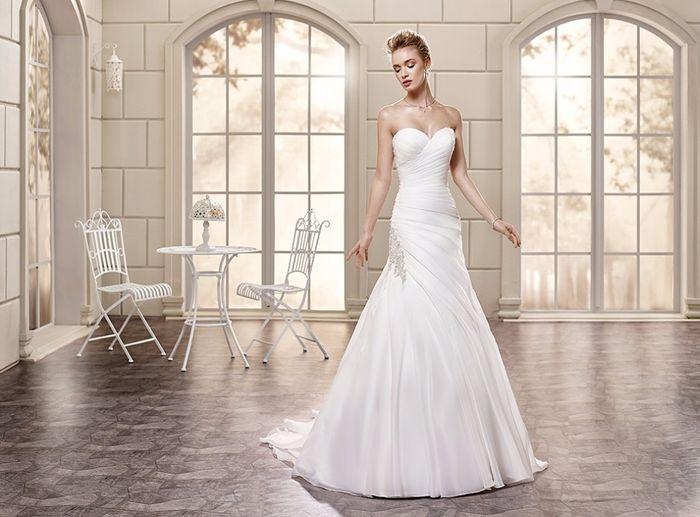 Quanto costa un abito da sposa eddy k  Blog su abiti da sposa Italia