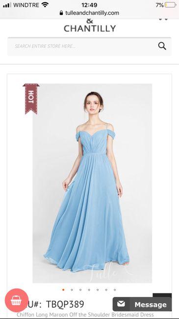 Scegli il colore dei vestiti delle damigelle d'amore che preferisci 🏳️🌈 13