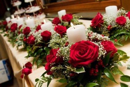 Addobbi sala ristorante ricevimento di nozze forum - Addobbi sala matrimonio ...
